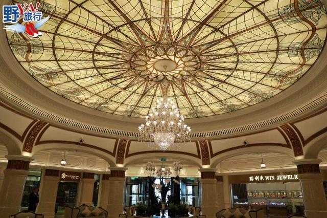 澳門勵宮酒店體驗蒙地卡羅貴族風情 @YA !野旅行-吃喝玩樂全都錄