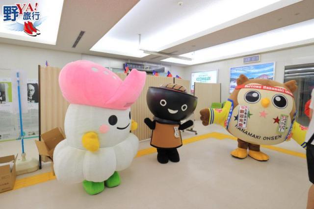 花卷定期航班即將開通 往來日本北東北更便捷 @YA !野旅行-吃喝玩樂全都錄