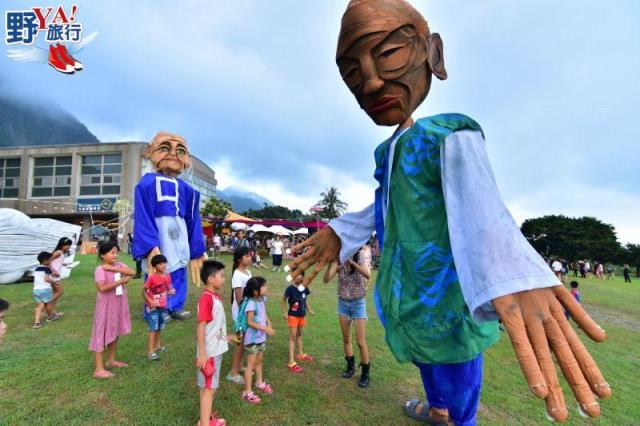 台灣|台東 全台獨一無二月光‧海音樂會 驚艷7場次2.5萬人共享盛宴! @YA !野旅行-吃喝玩樂全都錄