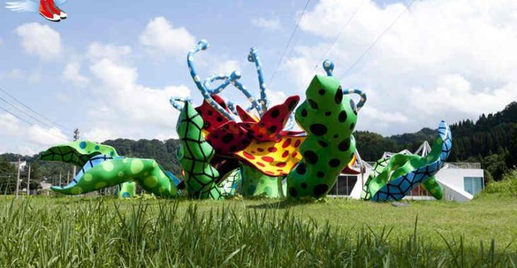 日本|新潟 越後妻有的藝術饗宴 2018新潟大地藝術祭 @YA !野旅行-玩樂全世界