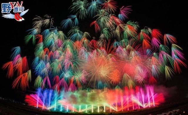 日本 東京 首屆劃時空花火大祭 驚爆台場2018夏季夜空 @YA !野旅行-吃喝玩樂全都錄