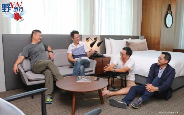 台灣|新竹 台灣最新國際潮牌酒店 新竹英迪格開幕前直擊 @YA 野旅行-陪伴您遨遊四海