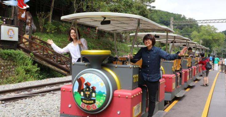 苗栗|三義 搭舊山線鐵道自行車賞裝置藝術、與在地職人對話 @YA !野旅行-玩樂全世界