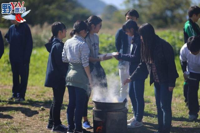 日本 山形 體驗山形芋煮大會 埋鍋野炊想吃自己動手 @YA !野旅行-吃喝玩樂全都錄