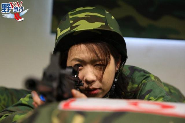 金門|烈嶼 后麟步槍模擬射擊 像打仗一樣熱血沸騰! @YA 野旅行-陪伴您遨遊四海