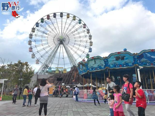 台灣|台北 兒童新樂園第二屆『萬聖變裝點心趴』10/27熱鬧登場!! @YA !野旅行-吃喝玩樂全都錄