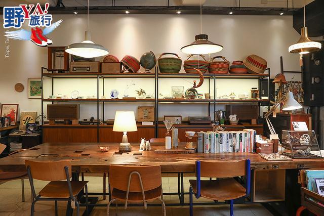 在大稻埕遇見江戶 住OrigInn Space,讓房客體驗東京墨田區生活精品 @YA !野旅行-吃喝玩樂全都錄