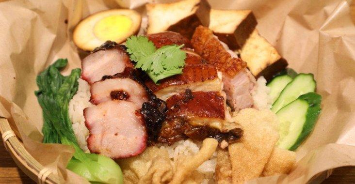 台灣|台中 傳承60年南洋美食 新加坡海記醬油雞插旗台中 @YA !野旅行-玩樂全世界