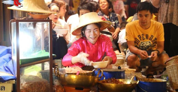 泰國|曼谷 昭彼耶河畔放水燈 夕陽極景佐經典泰式美食 @YA !野旅行-玩樂全世界