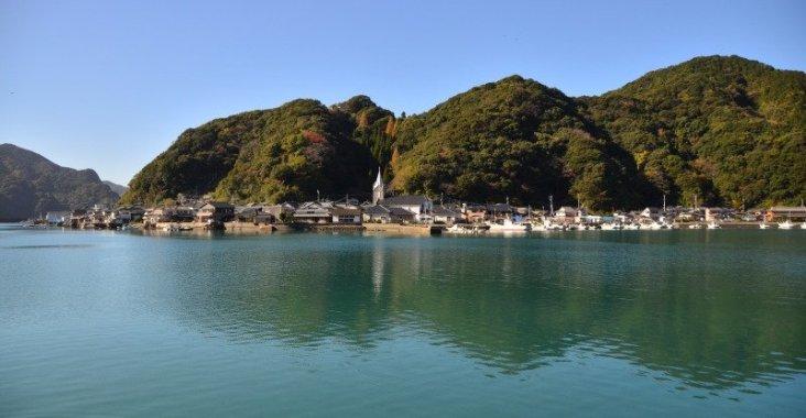 日本│九州 天草單車之旅  如歐洲童話小鎮的崎津聚落 絕景夕陽 @YA !野旅行-玩樂全世界