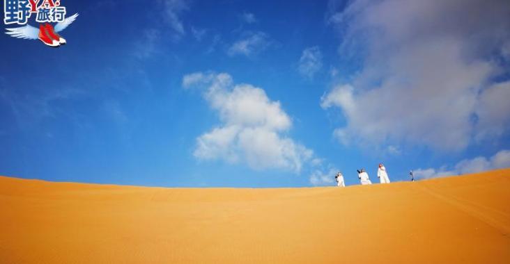 阿聯酋|阿布達比 來去沙漠住一晚,阿拉伯之夜奢華Villa初體驗 @YA !野旅行-玩樂全世界