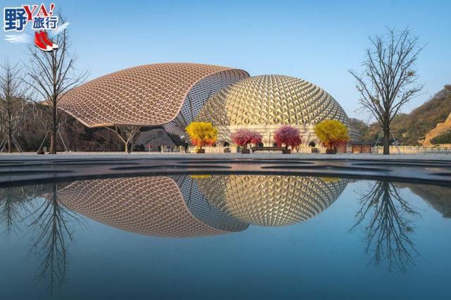 江蘇 南京 牛首山佛頂宮 世界佛教文化新遺產 @YA !野旅行-吃喝玩樂全都錄