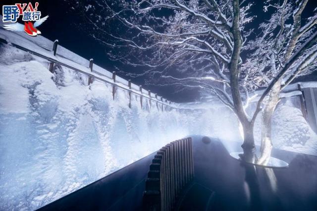 日本 青森 奧入瀨溪流飯店泡湯賞冰瀑 享受溪流慢活的美好 @YA !野旅行-吃喝玩樂全都錄