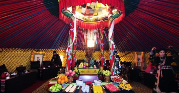 雲南|香格里拉 仁安悅榕庄藏族火鍋 @YA !野旅行-玩樂全世界