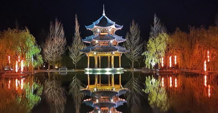 雲南|麗江 納西族浪漫風情 玉龍雪山下的麗江悅榕庄 @YA 野旅行-陪伴您遨遊四海