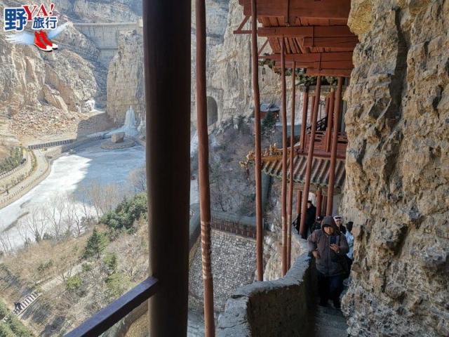 中國山西 瑰麗山西千年懸空寺 世界遺產雲岡石窟 @YA !野旅行-吃喝玩樂全都錄