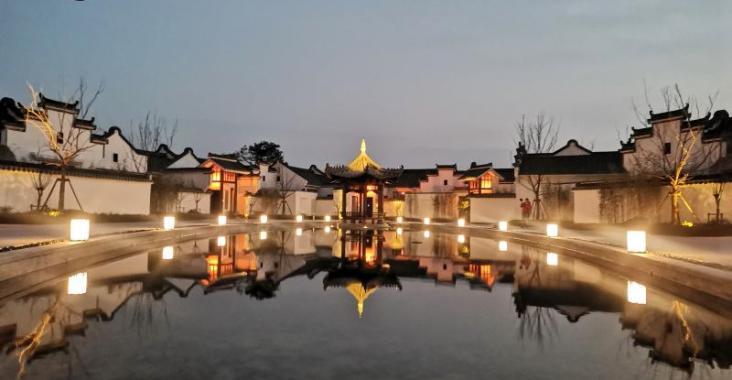 中國安徽 融入徽派建築特色的黃山悅榕莊 @YA !野旅行-玩樂全世界
