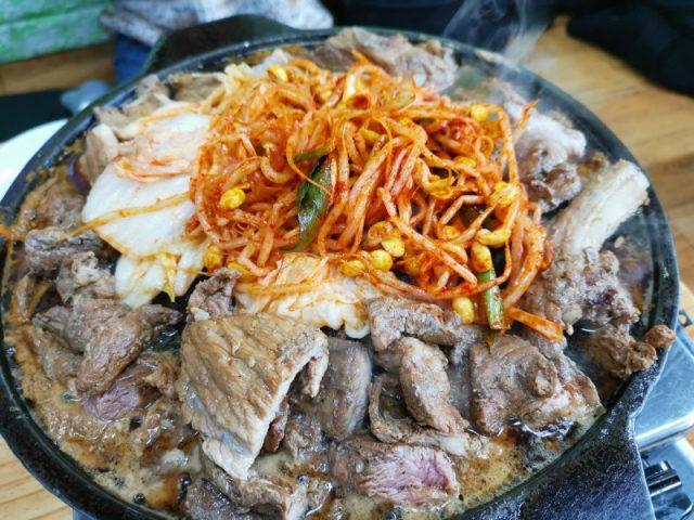 韓國│京畿道 水原華城人氣經典美食水排骨 @YA !野旅行-吃喝玩樂全都錄