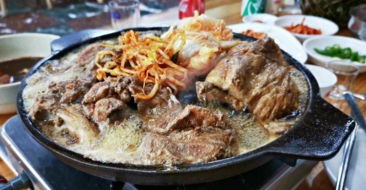 韓國│京畿道 水原華城人氣經典美食水排骨 @YA 野旅行-陪伴您遨遊四海