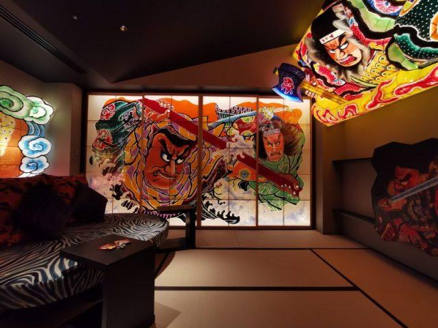 日本青森 睡魔主題青森屋 泡LV級名湯品嘗青森限定料理 @YA !野旅行-吃喝玩樂全都錄