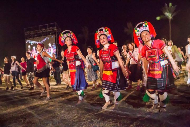 2019花蓮原住民族聯合豐年節【等你一起.披上情人袋】 @YA !野旅行-吃喝玩樂全都錄