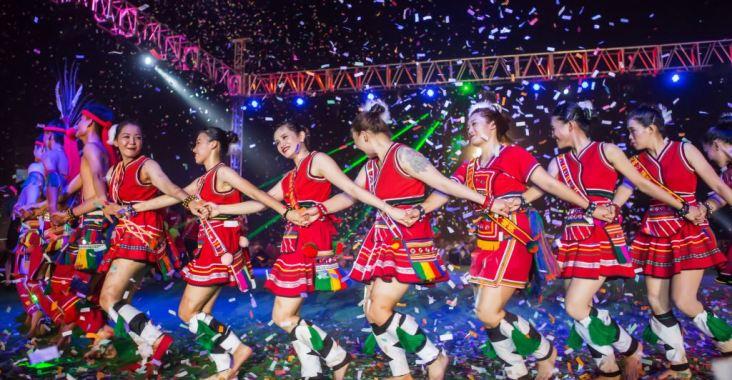 2019花蓮原住民族聯合豐年節【等你一起.披上情人袋】 @YA !野旅行-玩樂全世界