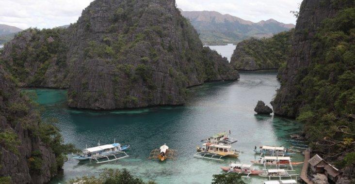 極拓點菲律賓 台灣虎航今首航巴拉望 @YA 野旅行-陪伴您遨遊四海