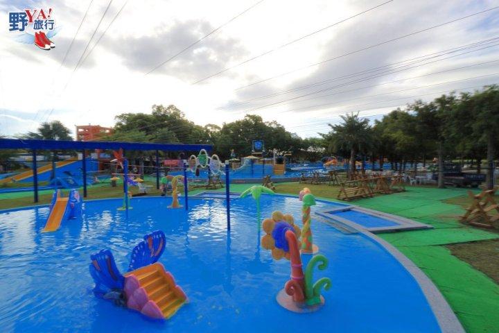 2019知卡宣綠森林親水公園【花蓮暑假免費水上樂園】 @YA !野旅行-吃喝玩樂全都錄