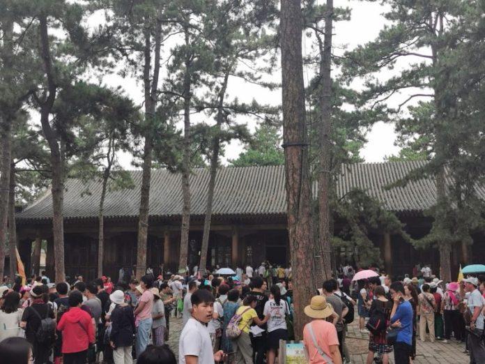 名列中國四大名園 大清盛世承德避暑山莊 @YA 野旅行-陪伴您遨遊四海