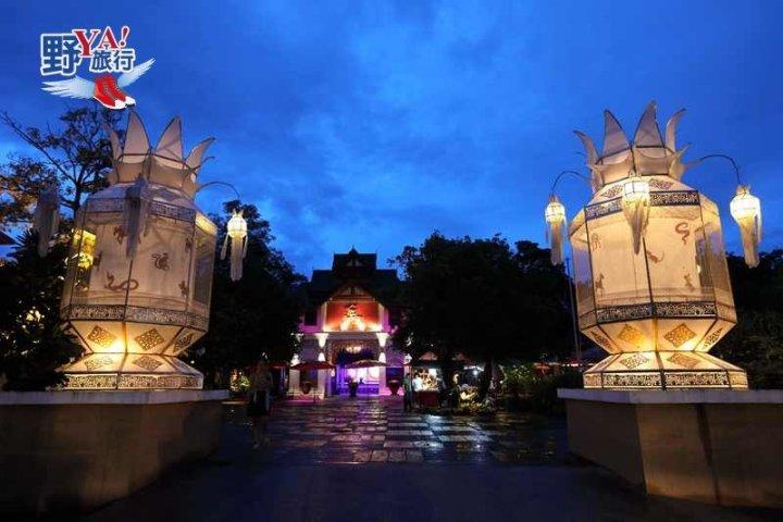 泰北明珠印象清邁 迷人的蘭納王朝古都 @YA !野旅行-吃喝玩樂全都錄