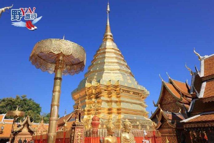清邁超人氣景點雙龍寺參拜大象跌倒廟祕境尋幽 @YA !野旅行-吃喝玩樂全都錄