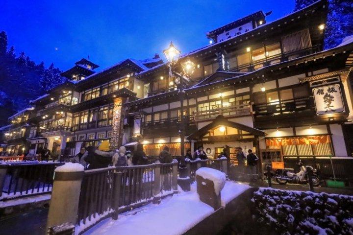 山形文翔館見學銀山溫泉散策 感受大正浪漫迷人風采 @YA !野旅行-玩樂全世界