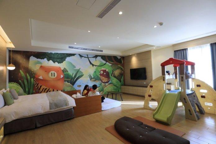 旅行嘉義最佳設計旅店 充滿童趣的天成文旅繪日之丘 @YA !野旅行-吃喝玩樂全都錄