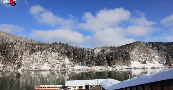 冰雪東北阿信的故鄉 山形最上川船歌悠揚 @YA 野旅行-陪伴您遨遊四海