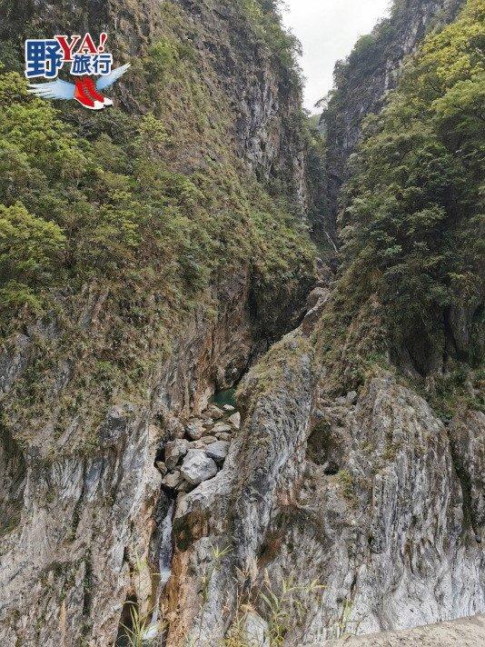 太魯閣國家公園熱門景點 九曲洞步道賞峽谷奇景 @YA !野旅行-吃喝玩樂全都錄