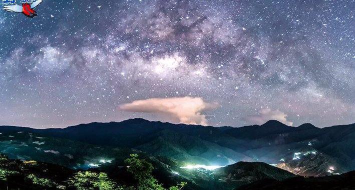 戶外咖注意!到清境觀星賞鵑 享受壯闊銀河洗禮 @YA !野旅行-玩樂全世界