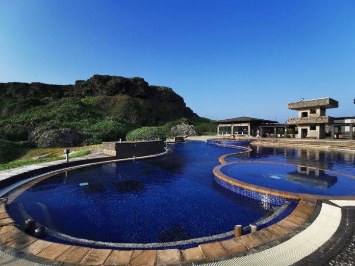 蔚藍大海洋溢希臘風情 綠島好望角民宿體驗潛水樂趣 @YA !野旅行-吃喝玩樂全都錄