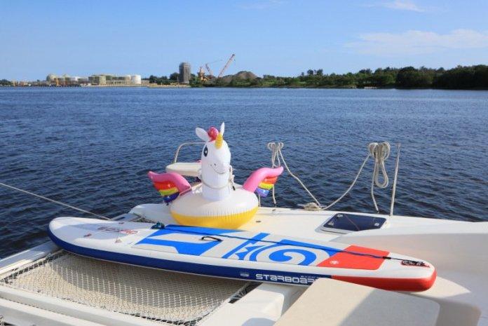 從海上看台南 安平亞果遊艇歡樂出帆 @YA !野旅行-吃喝玩樂全都錄