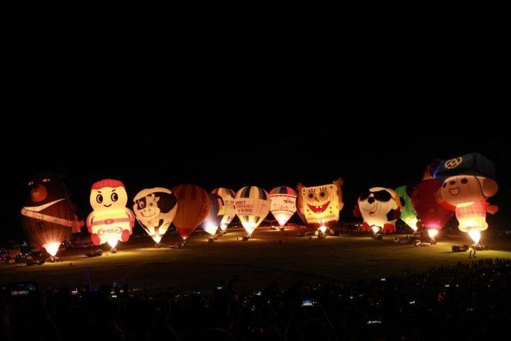 2020台東熱氣球嘉年華光雕音樂會三仙台迎曙光 @YA 野旅行-陪伴您遨遊四海