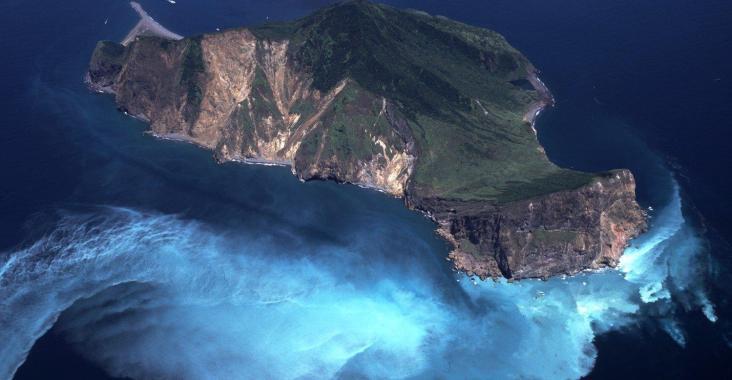 龜山島不只有牛奶海,管理處邀請專家學者揭秘 @YA !野旅行-玩樂全世界
