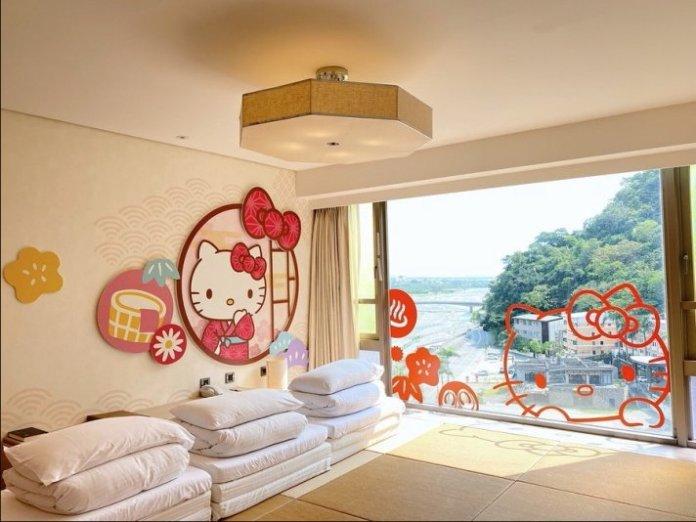 泡美人湯嘗美饌與Hello Kitty共眠 知本金聯世紀酒店邀您歡樂一夏 @YA !野旅行-吃喝玩樂全都錄