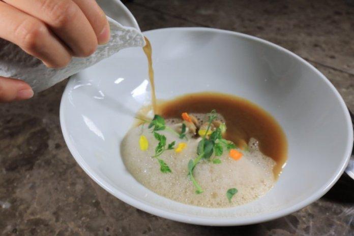 義大利米其林一星餐廳名廚Christian Milone海外首間餐廳CROM Taipei  繽紛推出全新夏季菜單 邀您以舌尖恣意暢玩義饗國度 @YA !野旅行-玩樂全世界