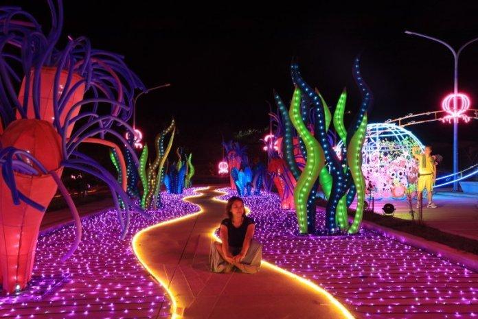 國際海灣燈光節伴私房海景秘境 秋遊澎湖浪漫又唯美 @YA !野旅行-吃喝玩樂全都錄