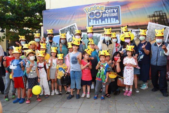 Pokémon GO CITY SPOTLIGHT城市焦點快閃  10萬玩家齊聚台南共襄盛舉 @YA !野旅行-吃喝玩樂全都錄