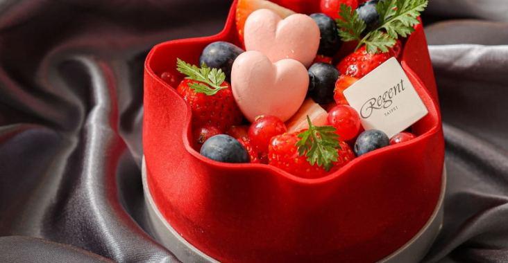 晶華酒店推出多款情人專屬美食饗宴與繽紛糕點 打造應景甜蜜體驗 @YA !野旅行-玩樂全世界