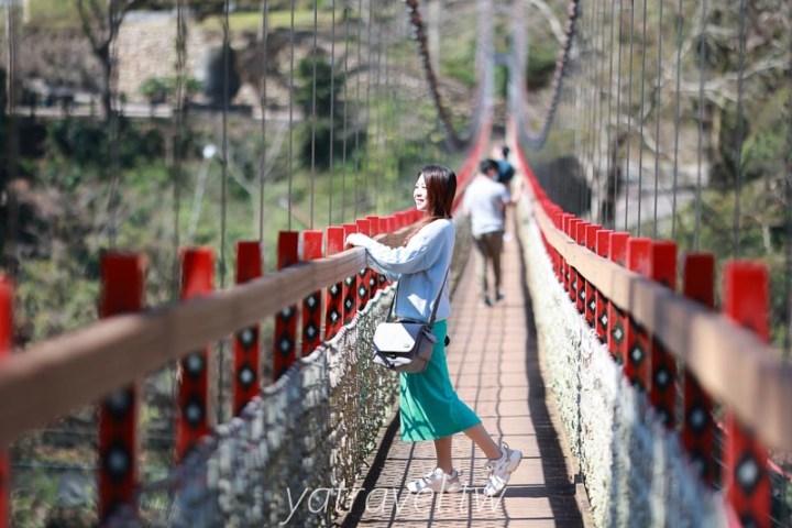 新竹五峰泰雅風情 櫻花季的清泉部落遇見三毛化身 @YA 野旅行-陪伴您遨遊四海