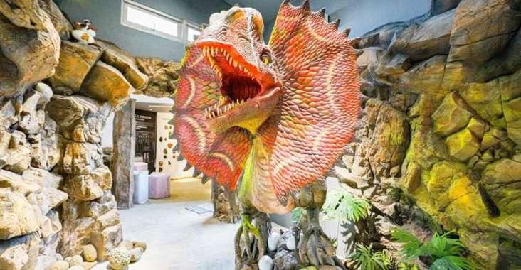 「探索侏羅紀嗨玩新世紀」—「小門地質探索館」升級2.0精彩開幕 @YA 野旅行-陪伴您遨遊四海