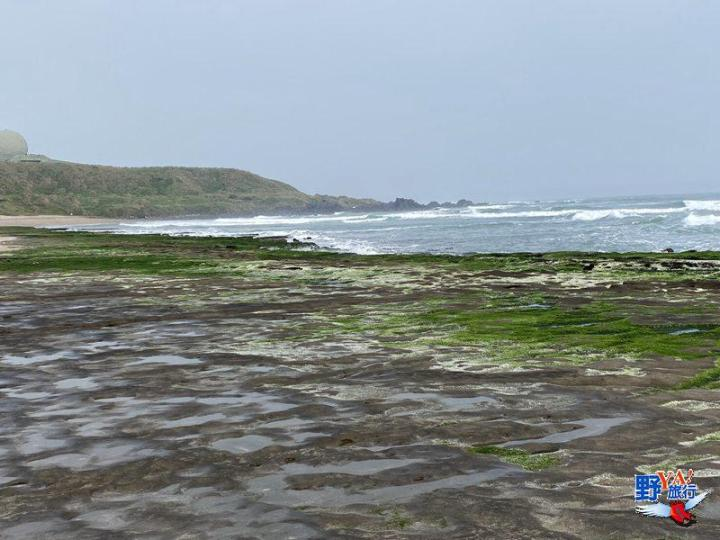 春季限定美景-老梅綠石槽  北觀處結合社區巡守並積極落實「向海致敬」! @YA 野旅行-陪伴您遨遊四海