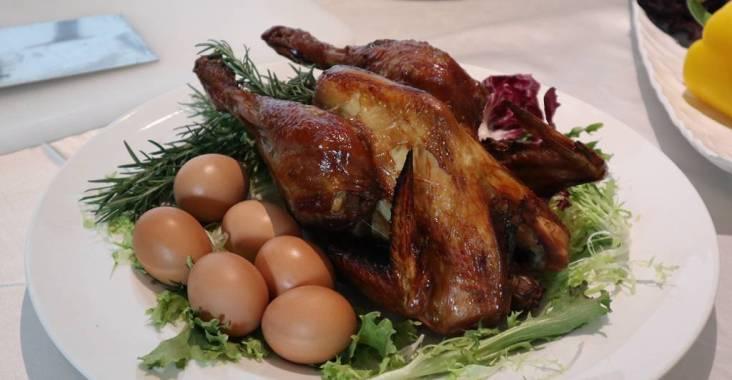 秧悅美地酒店發表花蓮新品種「Gaea格雅雞」 @YA !野旅行-吃喝玩樂全都錄