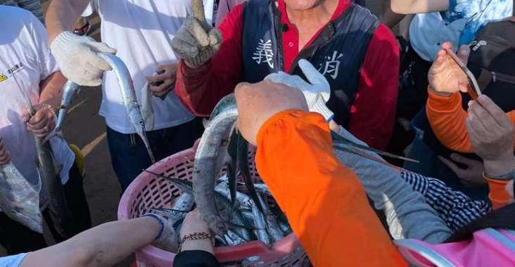 海螺聲響起~一起來玩牽罟瘋漁趣 @YA 野旅行-陪伴您遨遊四海